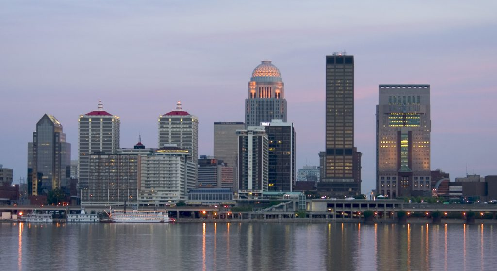 Cloud Navigator's work with Louisville Metro Government